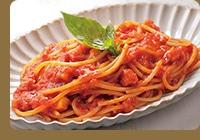 ダッテリーニのトマトパスタソース